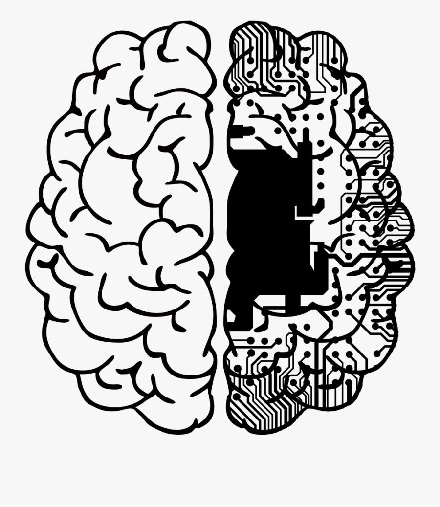 Art,monochrome Photography,text - Computer Science Logo Png, Transparent Clipart