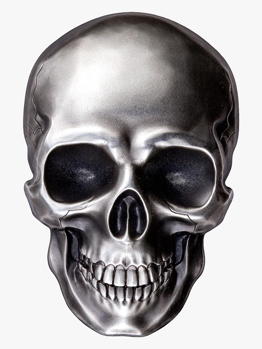 Skulls Png Image - Skeleton Face Png, Transparent Clipart