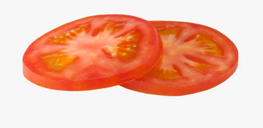 Transparent Tomato Clipart Black And White - Transparent Background Tomato Slice Transparent, Transparent Clipart