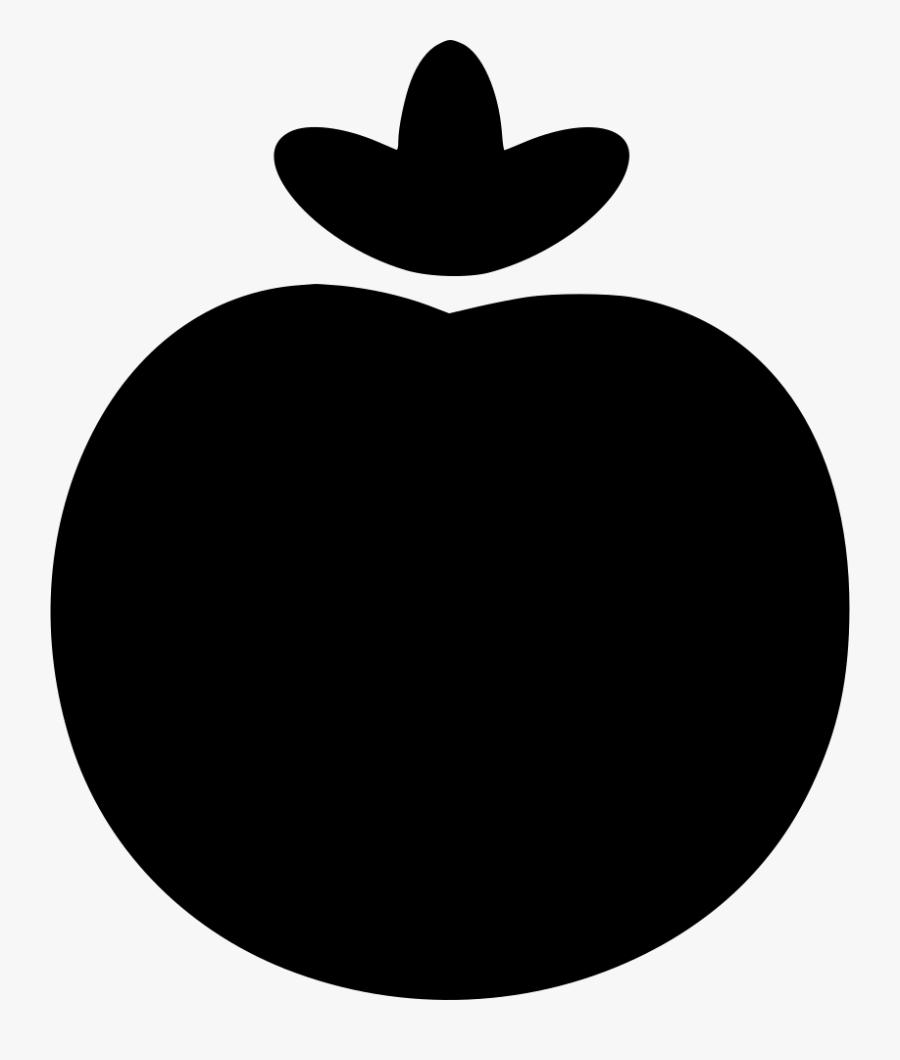 Tomato Comments Clipart , Png Download - Heart, Transparent Clipart