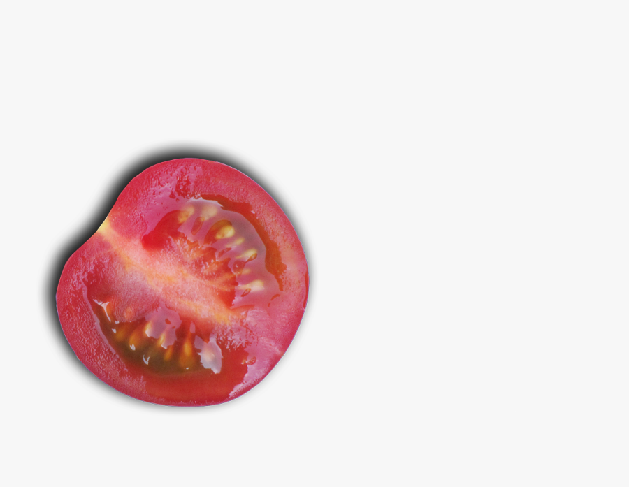 Tomato Sweet Cores Free Picture - Plum Tomato, Transparent Clipart