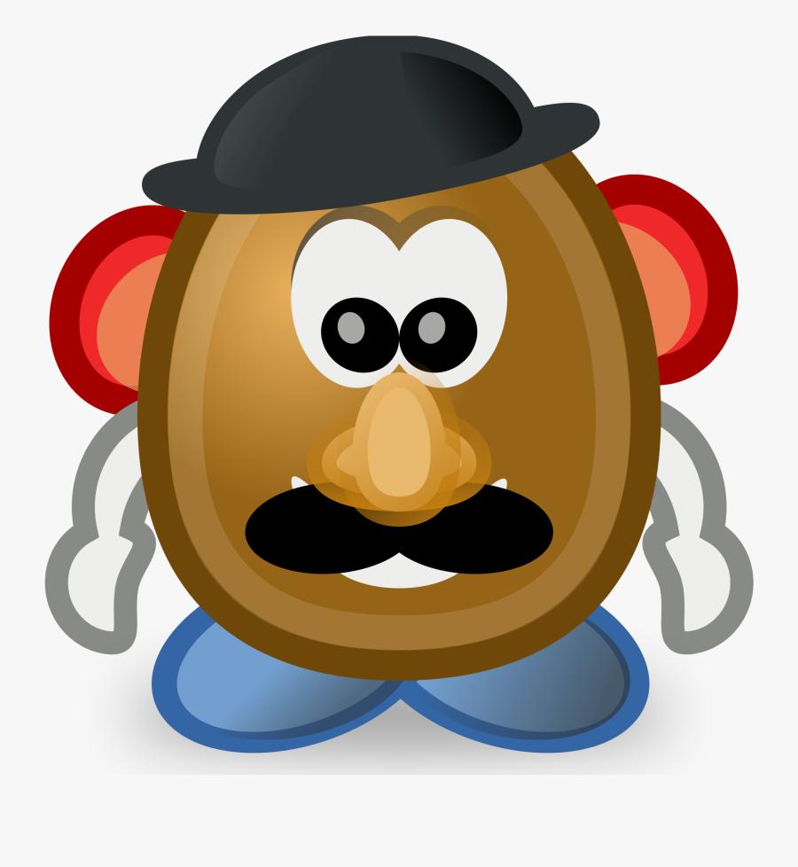 File Potato Wikimedia Commons - Cara De Papa Dibujo, Transparent Clipart