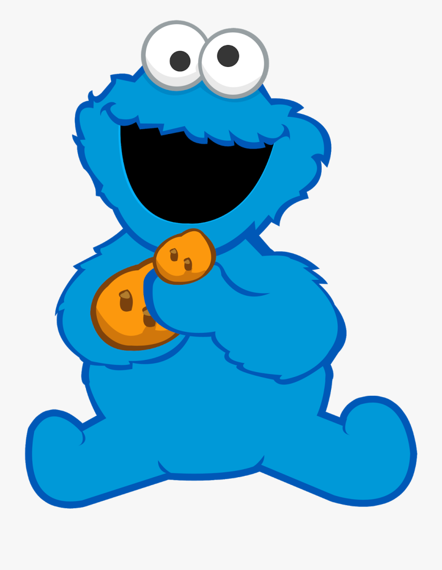 Baby Cookie Monster Png Free Transparent Clipart Clipartkey