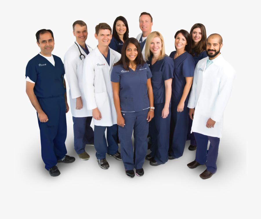 Medical Clip Healthcare Team - Expert Medical Team Icon, HD Png Download -  kindpng