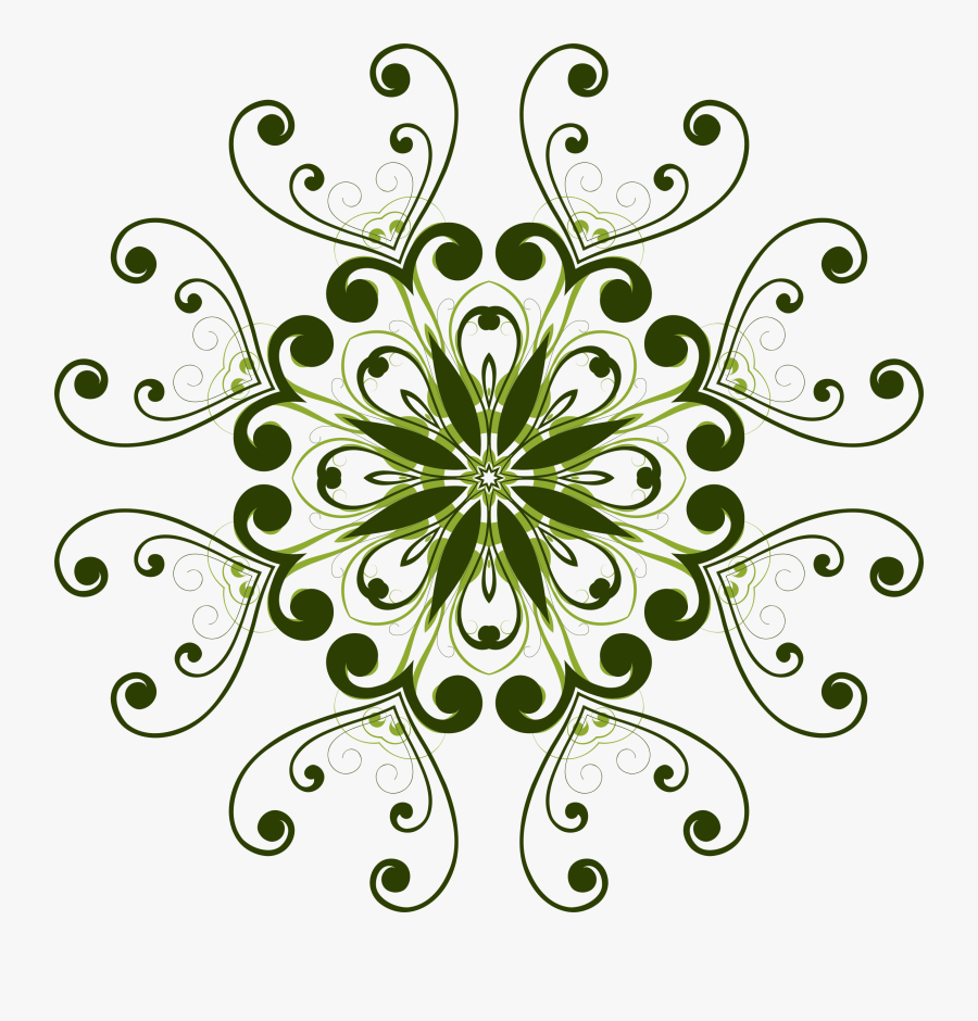 Line Art,flora,leaf - Floral Designs Png, Transparent Clipart