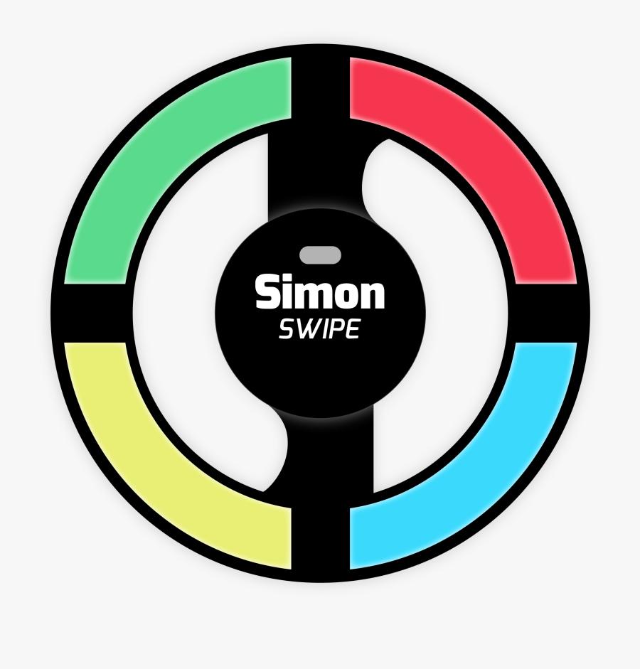 Simon Game Logo Transparent, Transparent Clipart
