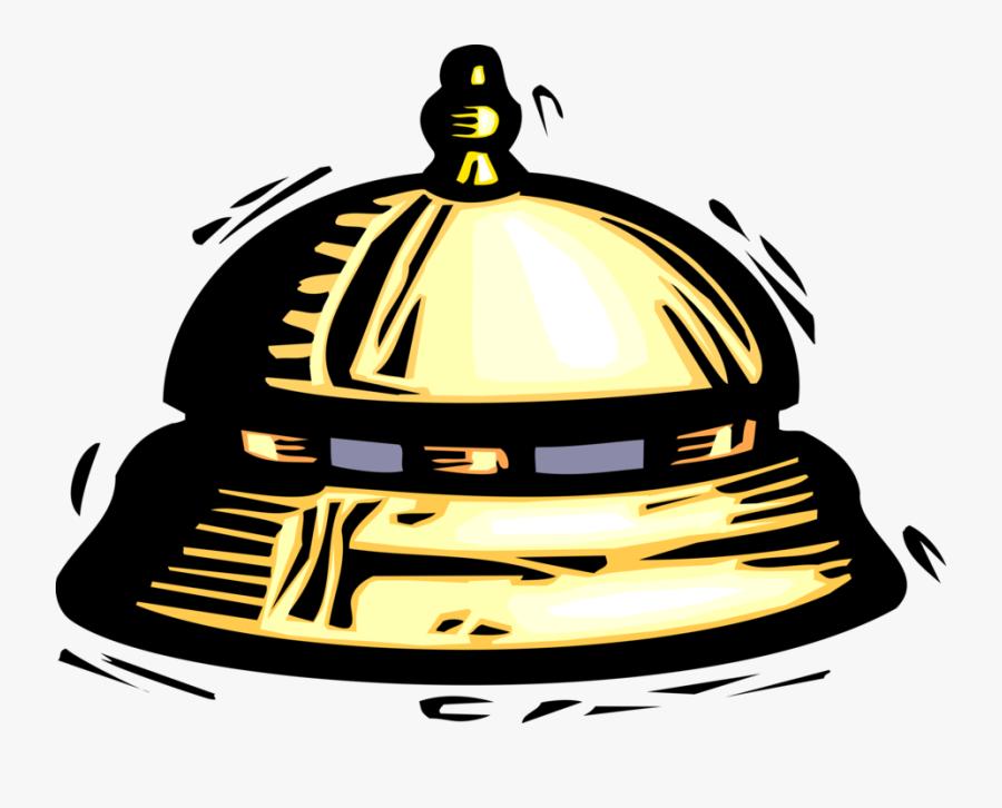 Clip Art Front Office Clipart - Desk Bell Clip Art, Transparent Clipart