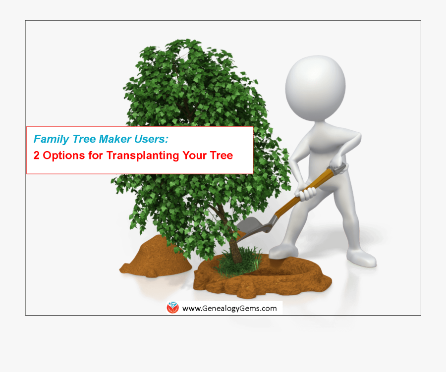 Family Tree Maker Alternatives - Digging Hole Animated Gif, Transparent Clipart