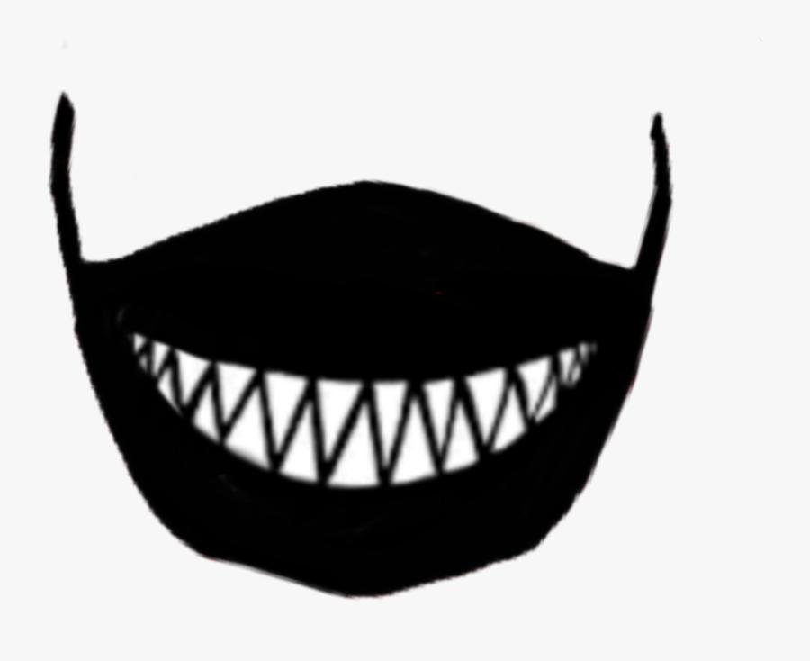 Trash Gang Mask Png, Transparent Clipart