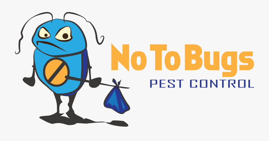 Termite Control Letters - No To Bugs Pest Control, Transparent Clipart