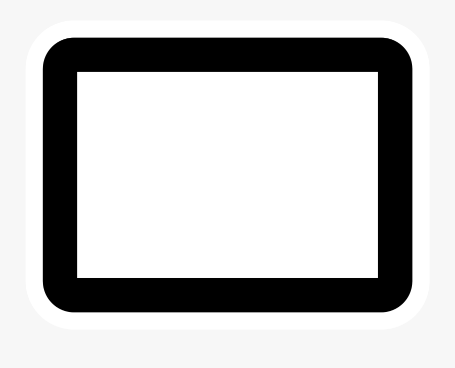 Thumb Image - Ipad Frame Png, Transparent Clipart