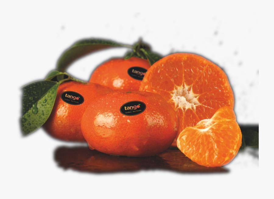 Clip Art Tango Fruit Mandarina G - Tango Fruit, Transparent Clipart