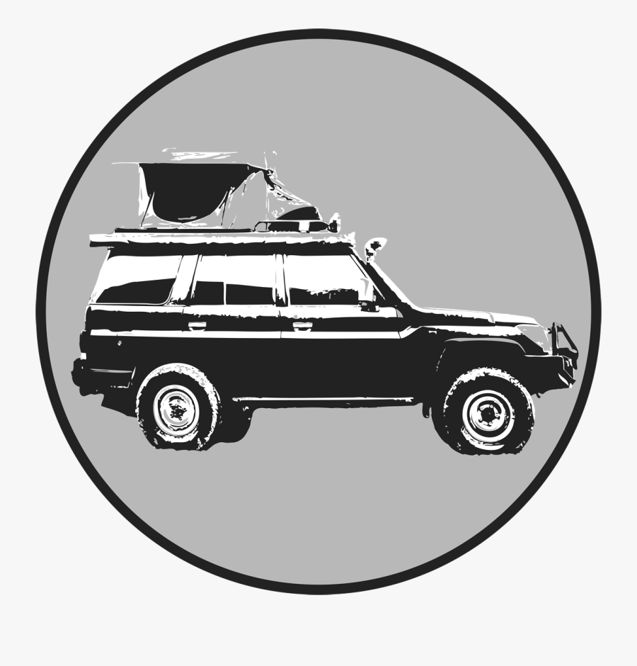 Logo Design By Marcex For Honey Badger Charity Fund - Sport Utility Vehicle, Transparent Clipart