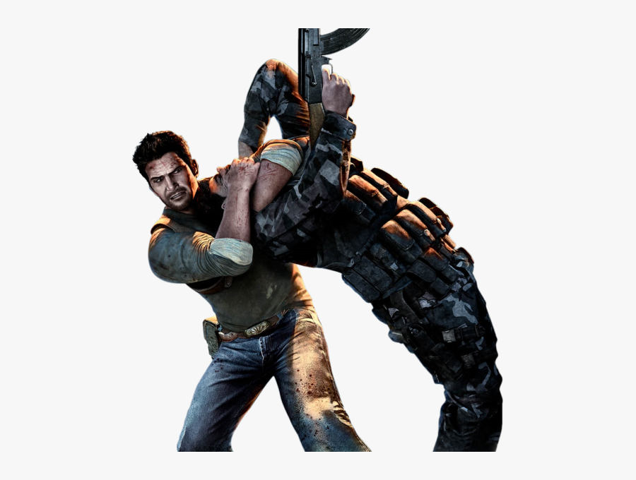 Uncharted 2 Among Thieves Render, Transparent Clipart