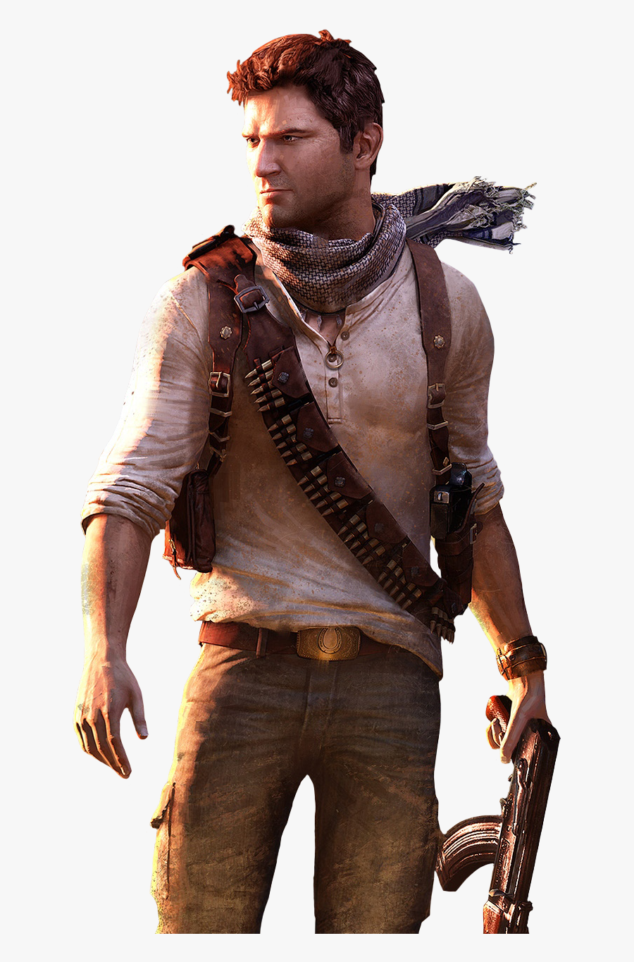 Download Png Image - Uncharted Png, Transparent Clipart