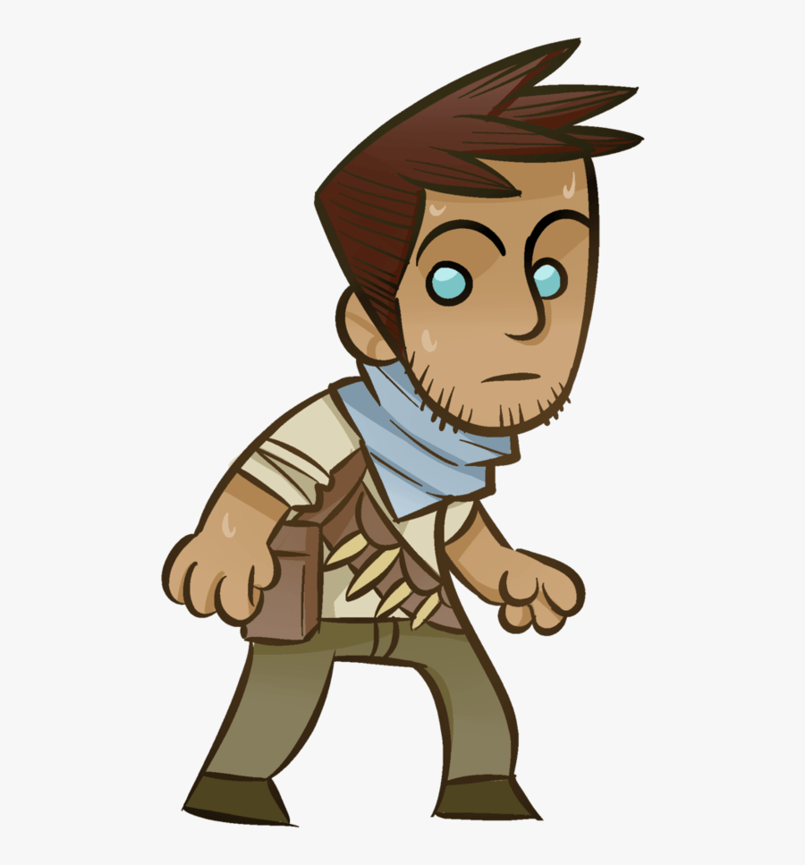 Drake Cartoon For Free On Mbtskoudsalg Png Cartoon - Uncharted Drawing Png, Transparent Clipart