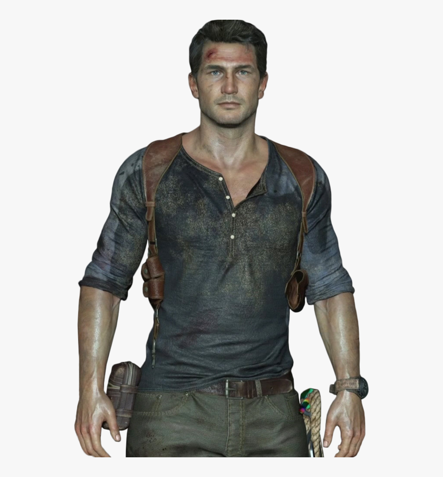 A Thiefu0027s E - Nathan Drake Uncharted 4 Png, Transparent Clipart