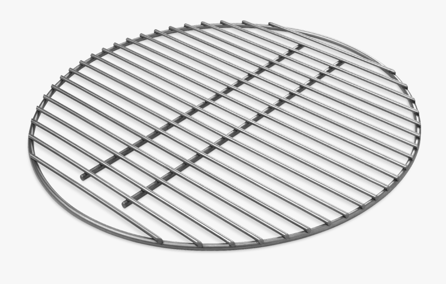 Weber Charcoal Grill Grate, Transparent Clipart