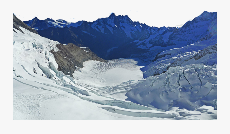 Snowy Alps - Switzerland - Summit - Jungfrau, Transparent Clipart