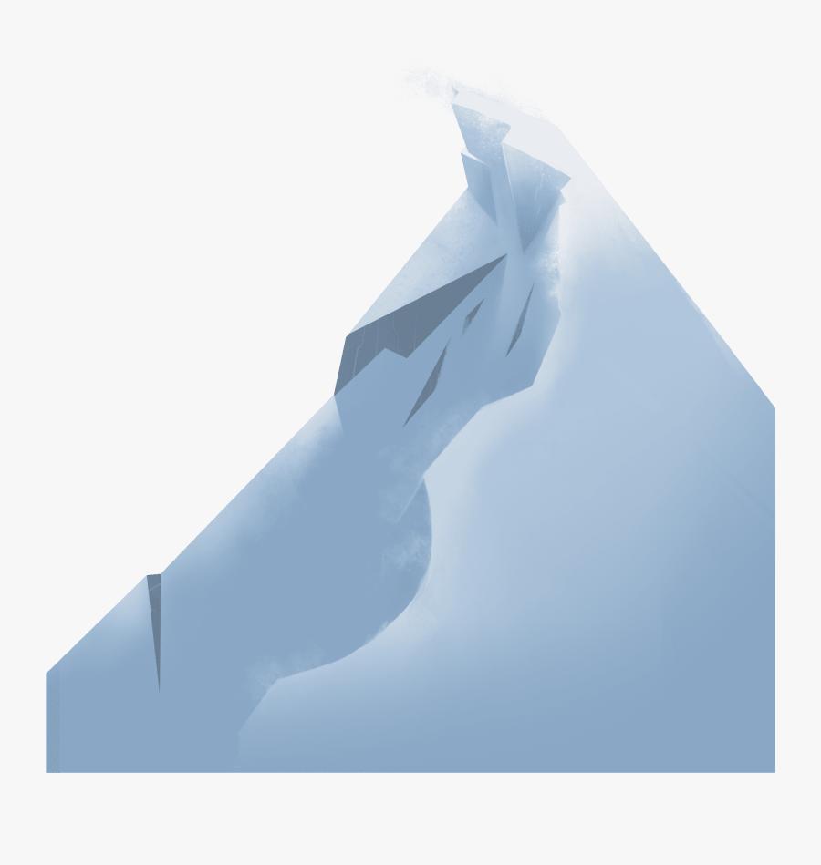 Transparent Snowy Hill Png - Summit, Transparent Clipart