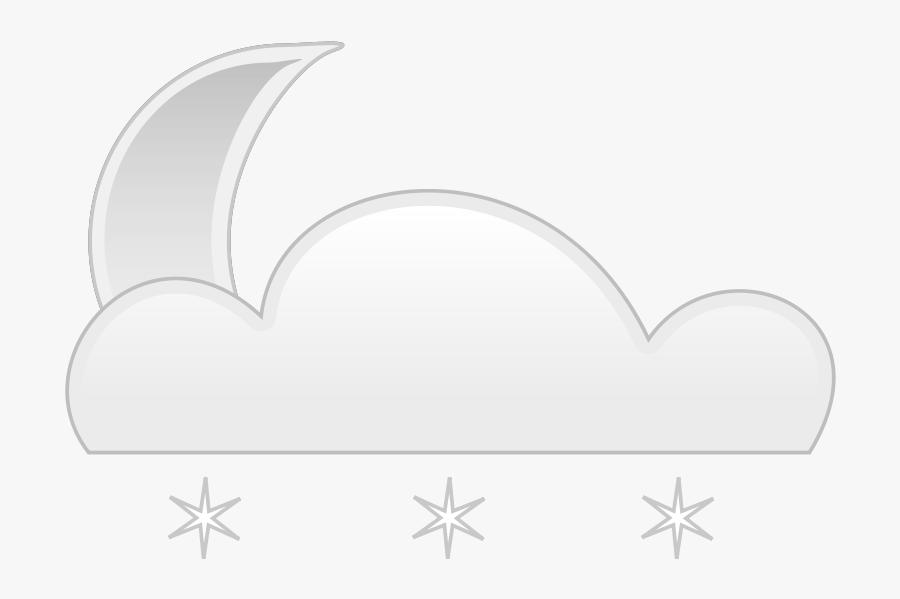 Moon Snow - Snow, Transparent Clipart