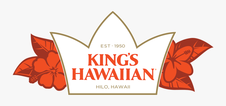 Transparent Hawaii Volcano Clipart - King's Hawaiian Bread Logo, Transparent Clipart