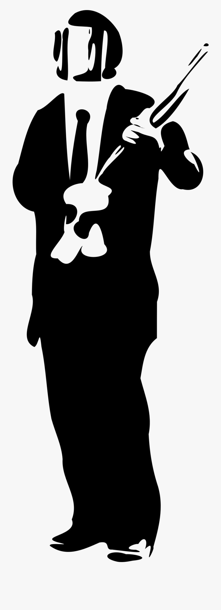 Free Clipart - Riot Silhouette, Transparent Clipart