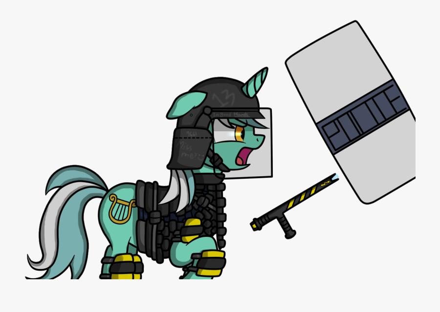 Riot Clipart Transparent - My Little Pony Riot, Transparent Clipart