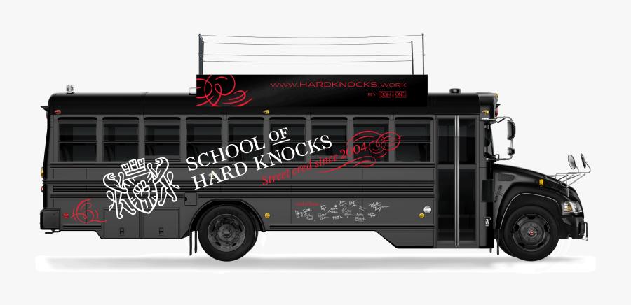 Transparent Clipart Autobus - Tour Bus Service, Transparent Clipart