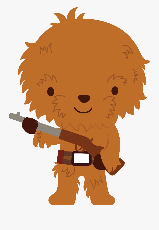 Star Wars Chewbacca By Chrispix326 - Chewbacca Star Wars Desenho, Transparent Clipart