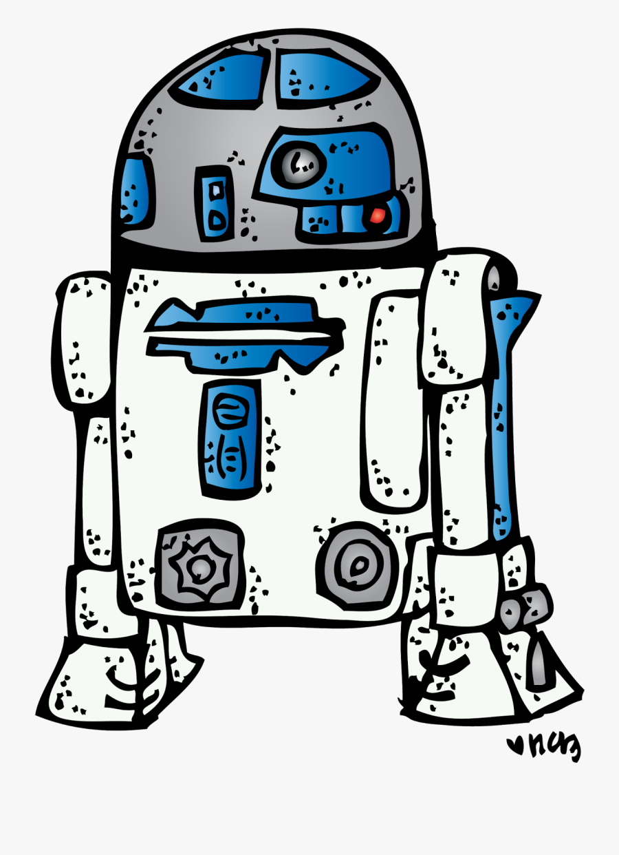 Melonheadz Star Wars Clip Art, Transparent Clipart