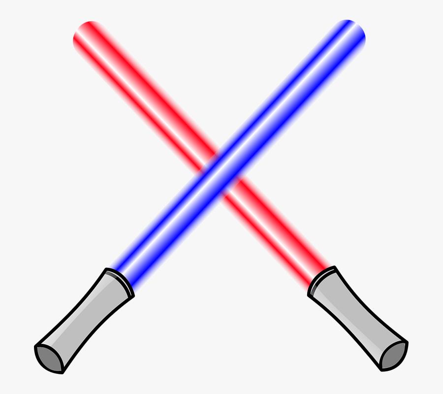 Star Wars Clipart - Star Wars Lightsaber Clipart, Transparent Clipart