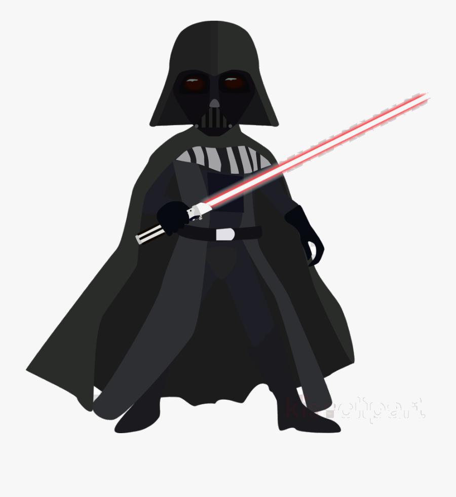 Transparent Star Wars Clipart Png - Darth Vader Png, Transparent Clipart