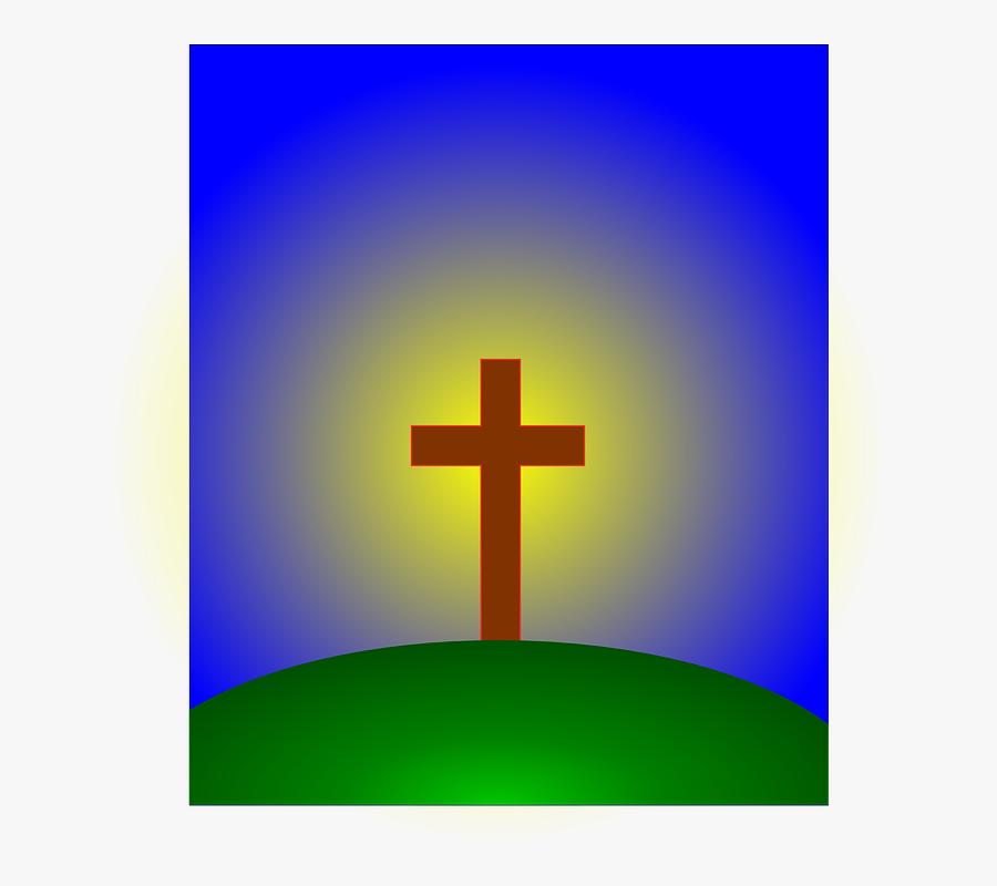 Calvary, Bible, Christian, Christianity, Jesus, Cross - Calvary Bible Christian Christianity Jesus Cross, Transparent Clipart