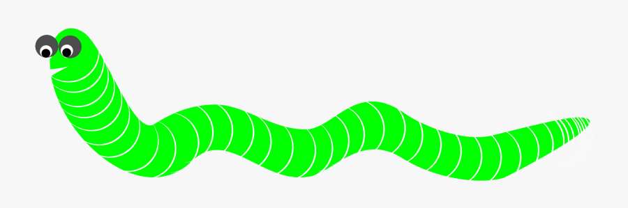 Earth Worm Clipart, Vector Clip Art Online, Royalty - Straight Worm Clipart, Transparent Clipart