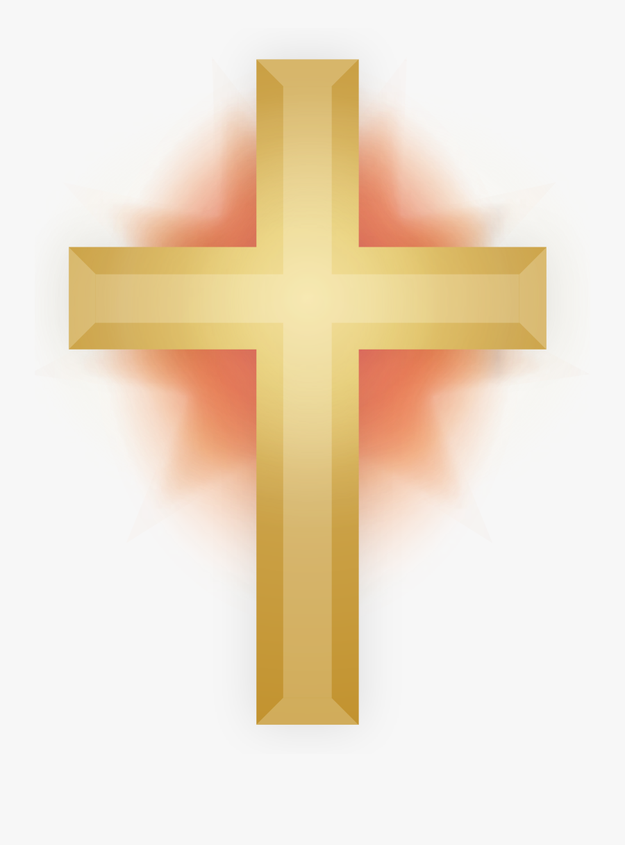 Cross Png Transparent Clipart Royalty Free - Christian Cross, Transparent Clipart
