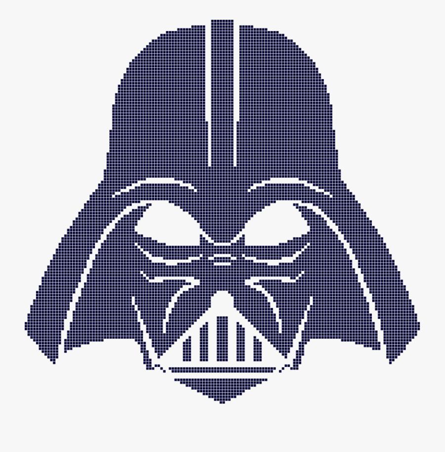 Anakin Skywalker Stormtrooper Star - Clipart Darth Vader Png, Transparent Clipart