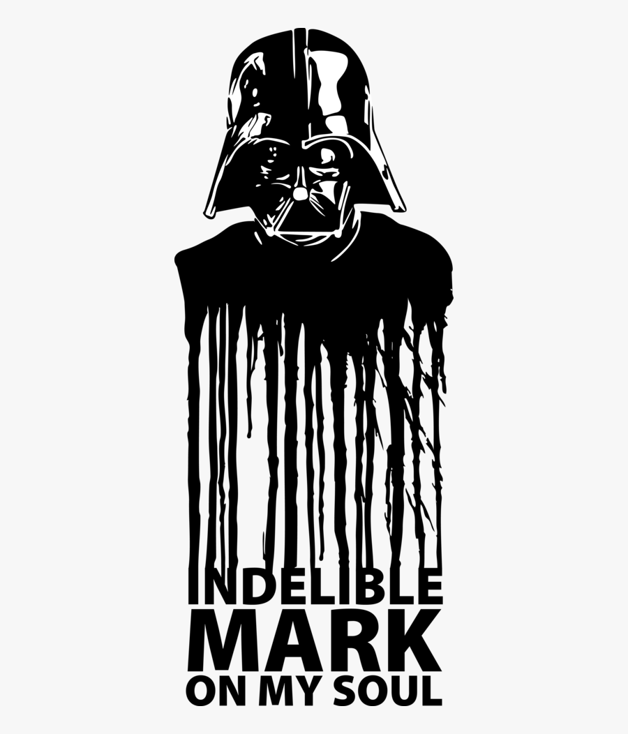 Darth Vader Vector At Free For Personal Use Png - Darth Vader Vector Drawing, Transparent Clipart