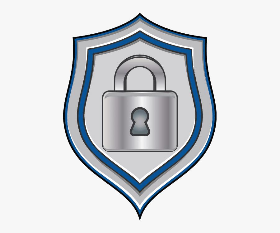 Transparent Lock Clipart - Security Alarm, Transparent Clipart
