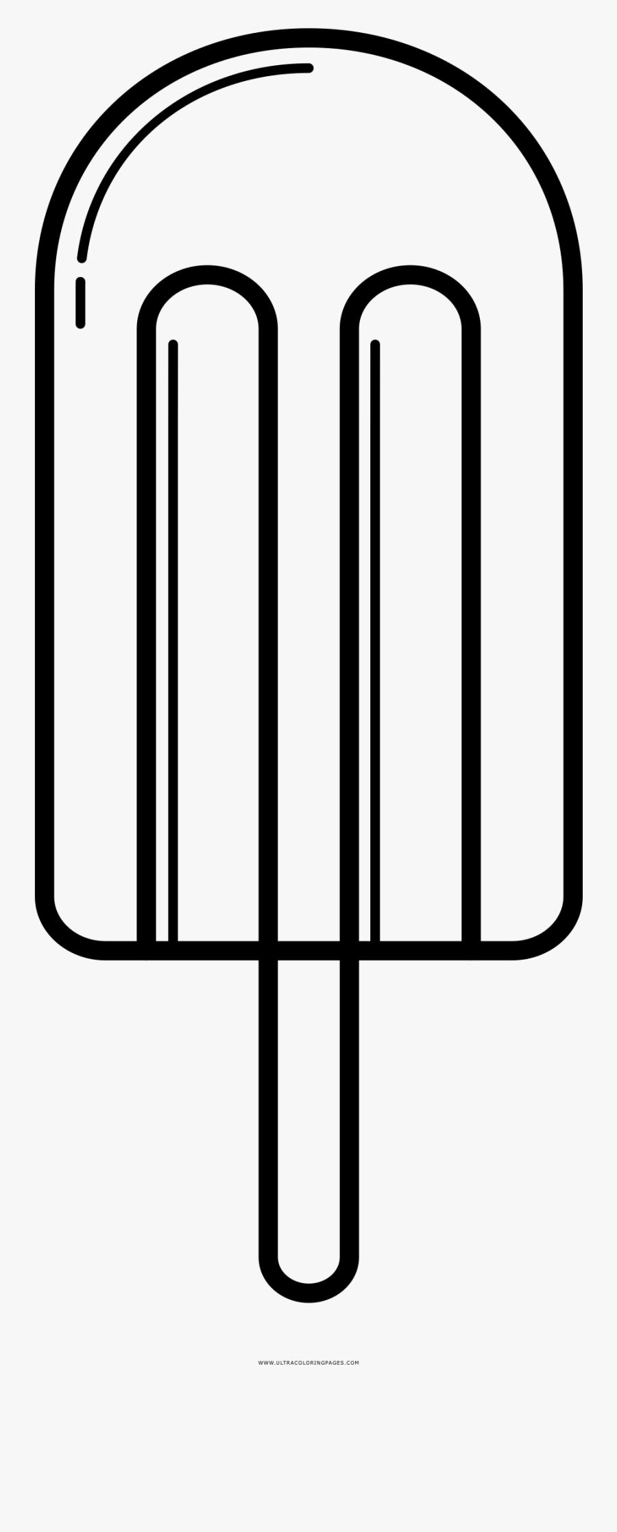 Popsicle Coloring Page Coloring Page Popsicle Free Transparent Clipart Clipartkey