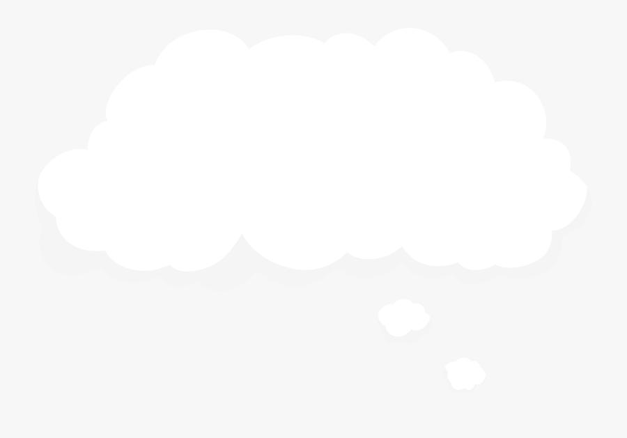 Bubble Speech Cloud Png Clip Art Image - Speech Bubble Png Cloud, Transparent Clipart