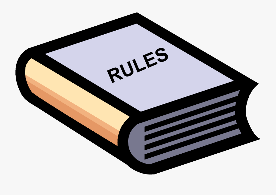 List Of Rules Clipart - Cartoon List Of Rules, Transparent Clipart