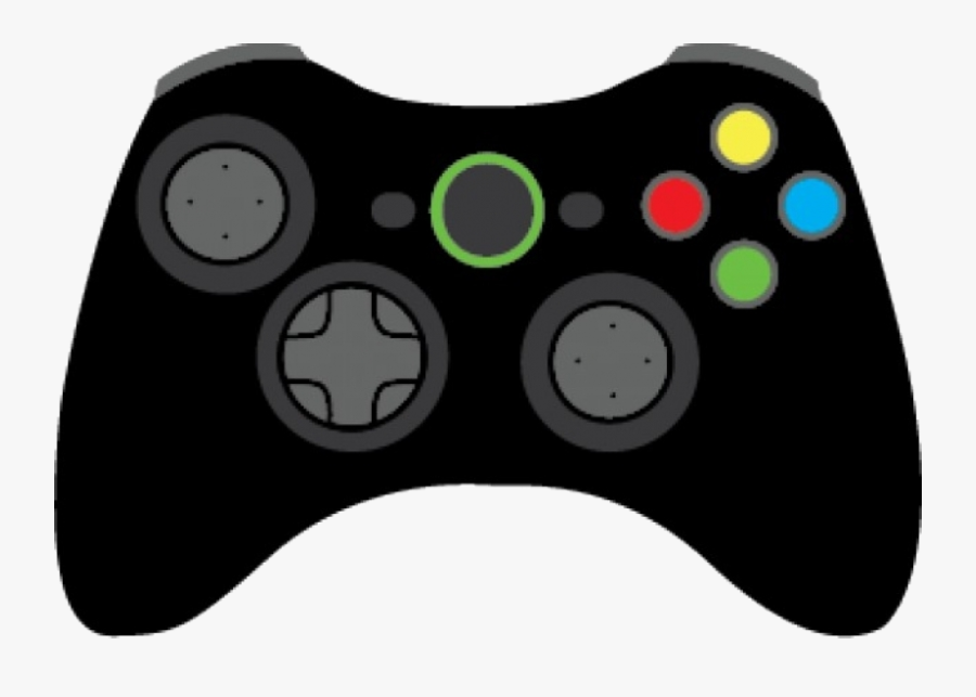 Xbox Controller Clipart Video Game Clip Art Transparent ...