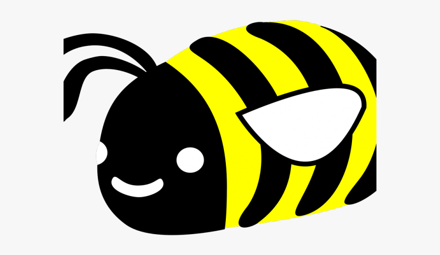 Cute Bee Transparent, Transparent Clipart