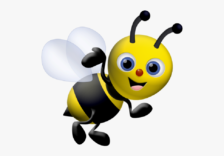 Graphic Freeuse Bumble Bee Clipart Black And White, Transparent Clipart