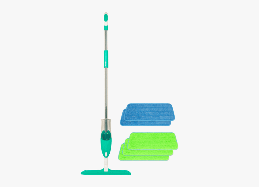 Cleaning Mop, Transparent Clipart