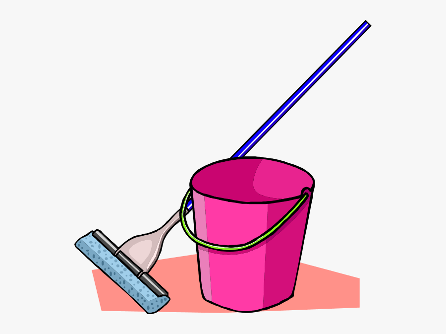 Thumb Image - Mop And Broom Clipart, Transparent Clipart