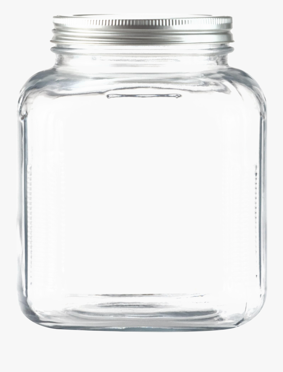 Mason Jar Transparent