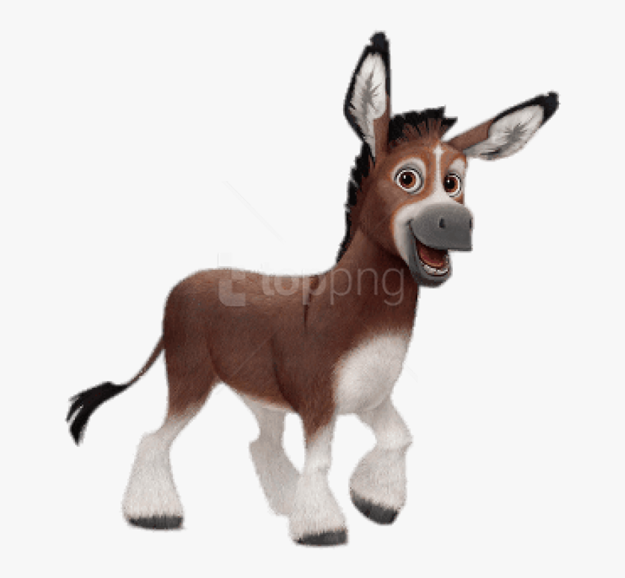 Download Bo The Donkey Clipart Png Photo - Star Sony Pictures Animation, Transparent Clipart
