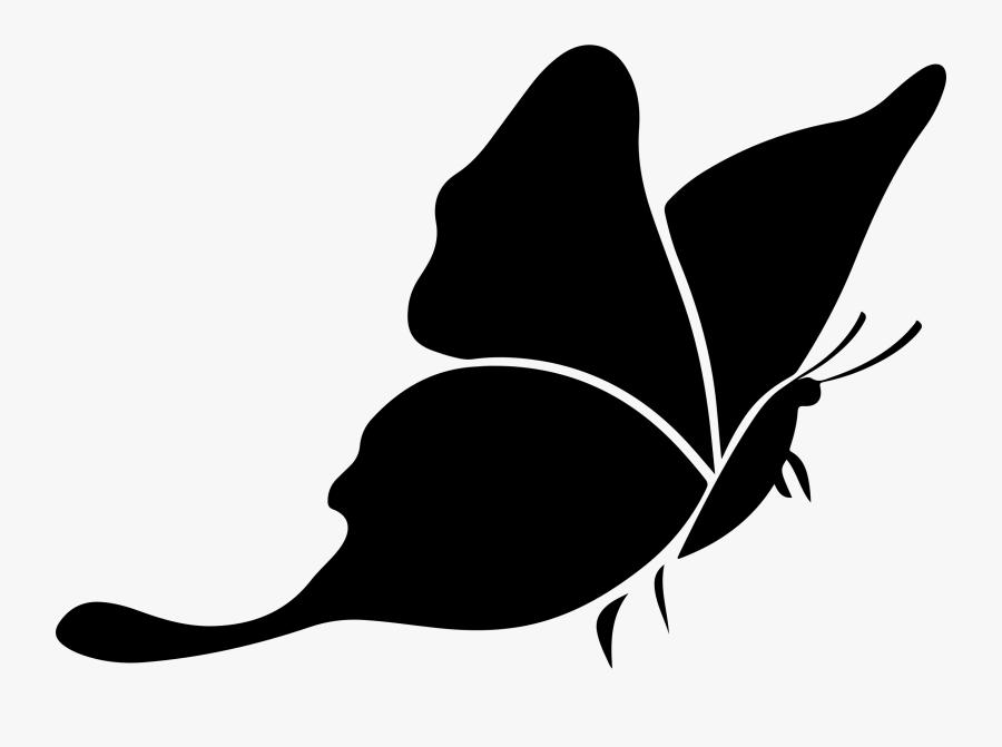 Monochrome Photography,beak,moths And Butterflies, Transparent Clipart
